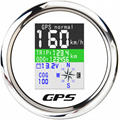Digital Marine GPS Speedometer 85mm