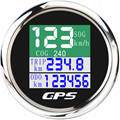 Digital 52mm GPS Speedometer With