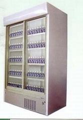 松下品牌兩門推拉式展櫃SRM-CDC419N