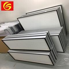 上海无隔板高效过滤器尺寸1170*570*70