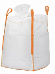 FIBC Jumbo bag 4Panel Moistureproof with PE Inner Liner