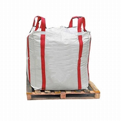 FIBC Reinforced bag  Jumbo bag Tubular 2ton bag PP Virgin 100%