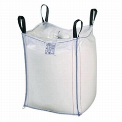FIBC Bulk bag U-Panel 1ton Jumbo bag  PP bag Food Grade