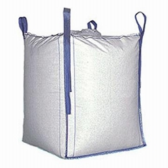 FIBC 4-Loop Jumbo bag U-Panel 1ton bag PP virgin Resin