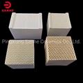 Rto Honeycomb Ceramic Regenerator for