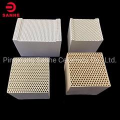 Rto Honeycomb Ceramic Regenerator for Industrial Thermal Equipment
