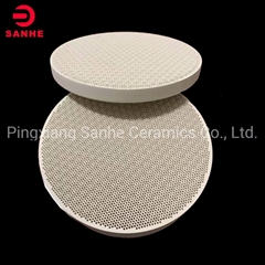 Infrared Honeycomb Ceramic Burner Plate for Gas Stove