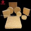 Zirconia Foam Ceramic for Steel Casting