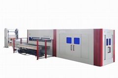 The latest technology TM3000P-B PVC foil laminating machine