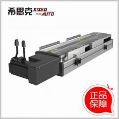東莞CSK進口鋁合金線性模組型材  導軌絲桿平臺