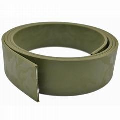 Camouflage TPU Coated Nylon Webbing for Leather Belts