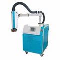 进口冷热循环冲击气流测试机