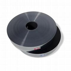 Aluminum metalized polypropylene film for capacitors