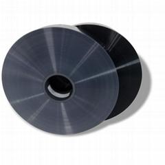 Aluminum-Zinc metalized polypropylene film with heavy edge for capacitors
