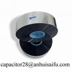 new metallized PET film MPP film 10um micron for capacitor in safe