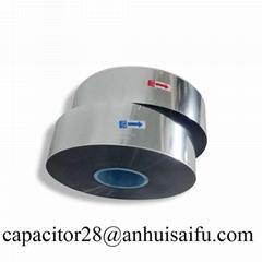 China made super quality metallized MPP film 8um for capacitor use