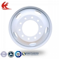 Light Weight Special Steel Alloy Wheels Large Wheel Rims