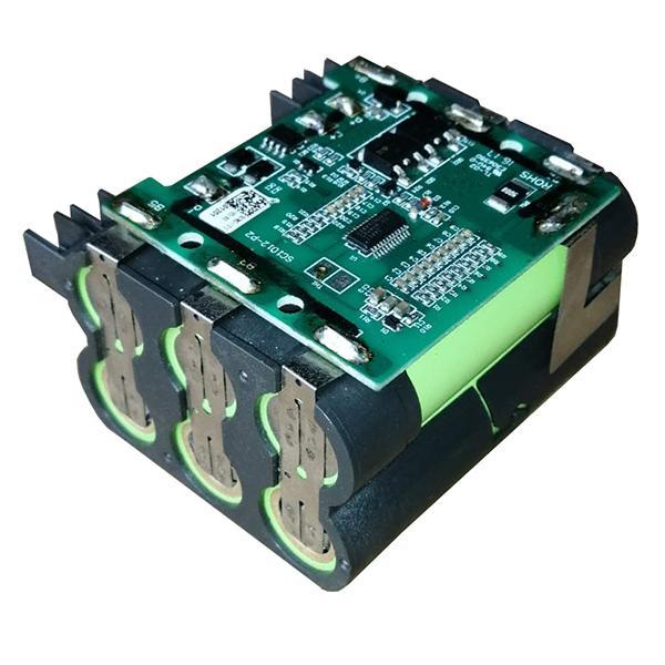 吸塵器電池 4