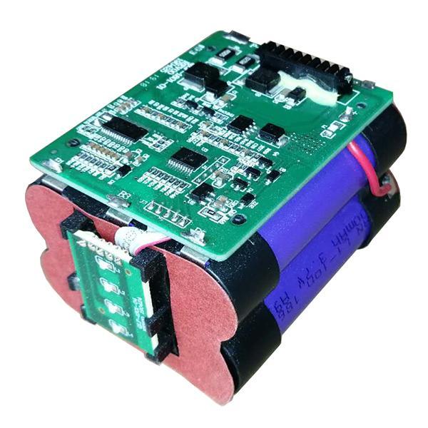 吸塵器電池22.2V2200mAh 1