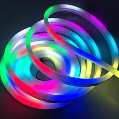 Silicone Waterproof Dream Color Digital RGB Neon LED Strip