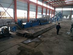 低氧铜杆连铸连轧生产线