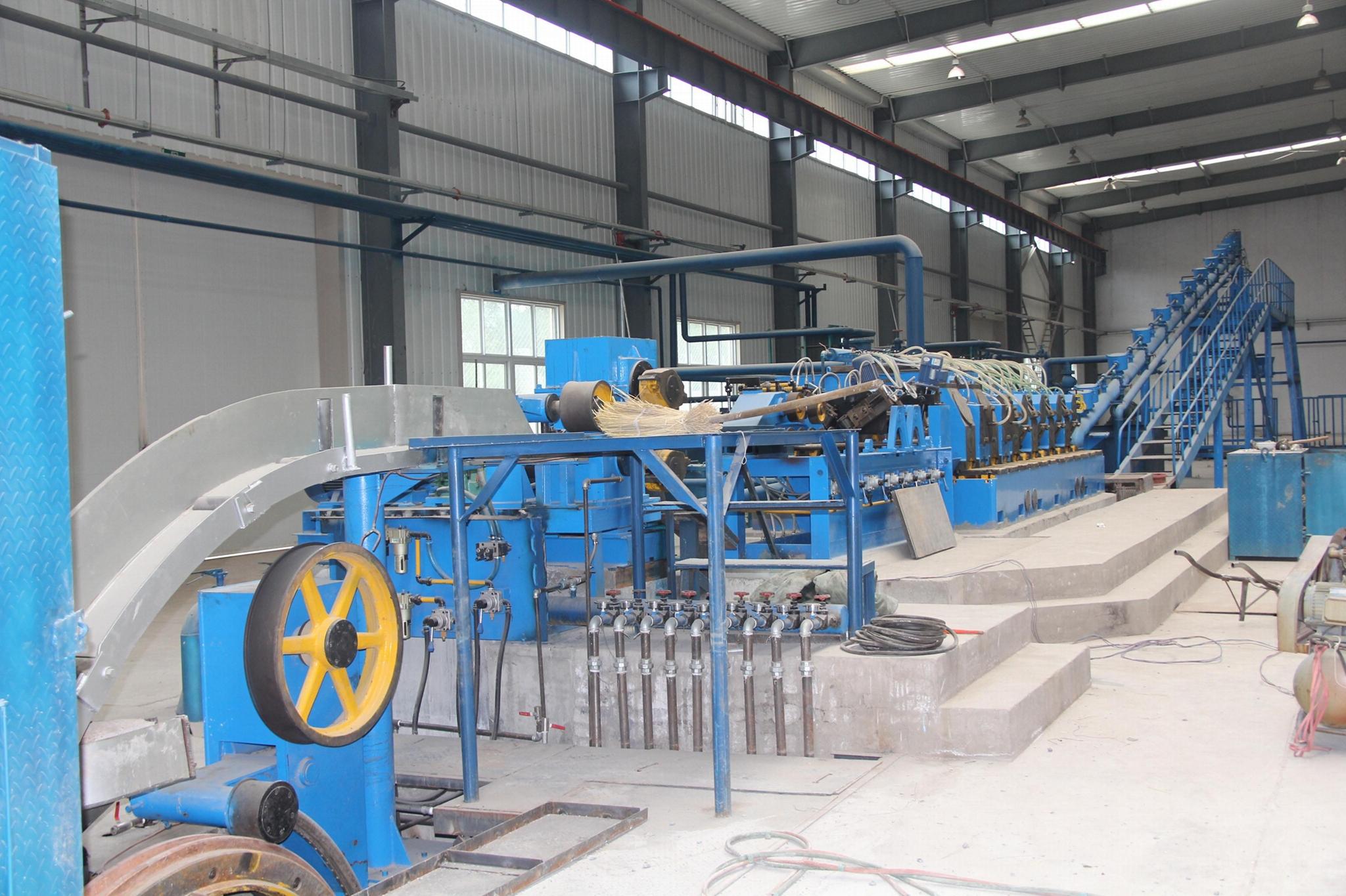 低氧铜杆连铸连轧生产线 2