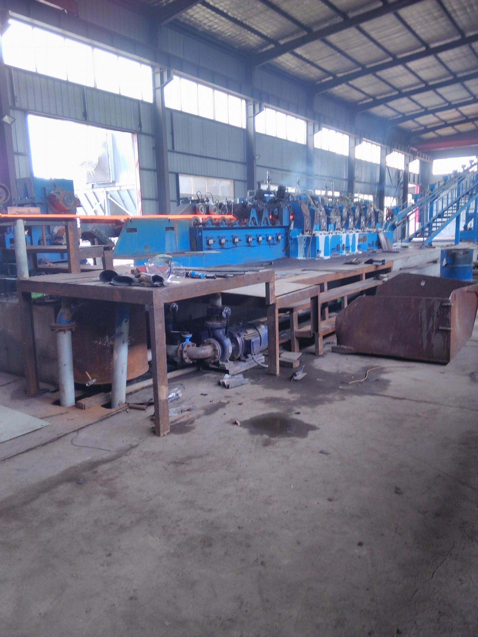 低氧铜杆连铸连轧生产线 3