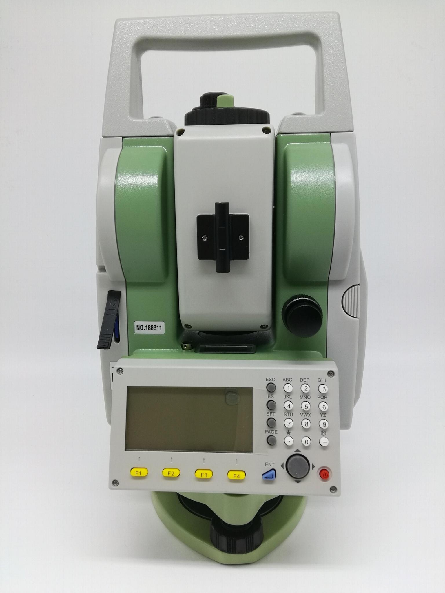 邁拓MTS802R免稜鏡全站儀帶SD卡 1