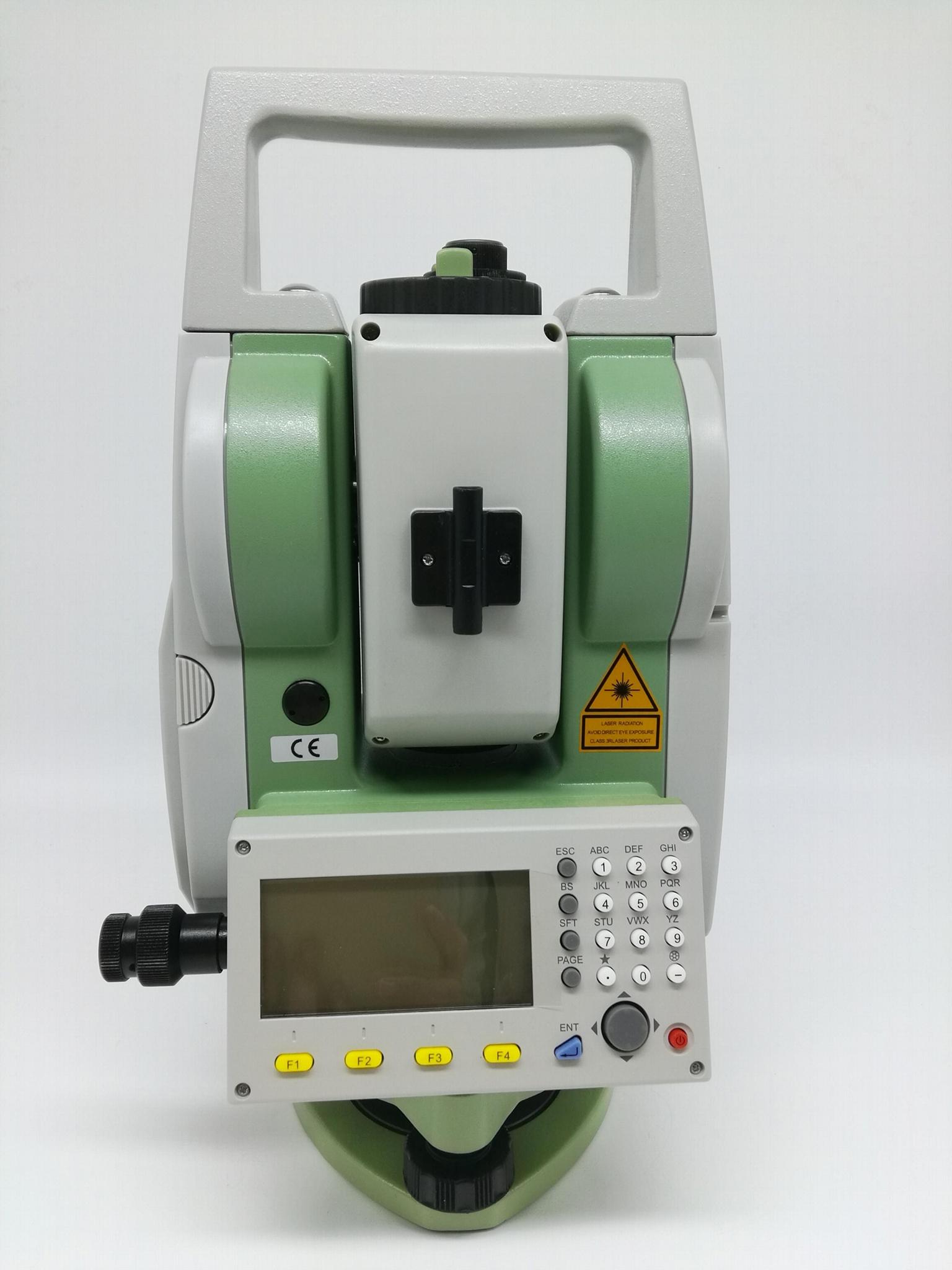 邁拓MTS802R免稜鏡全站儀帶SD卡 3