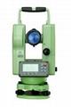 China New Brand Digital Theodolite DE2AL with Laser Plummet