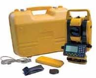 CST Berger CST202 205Features of the Electronic Total Stations