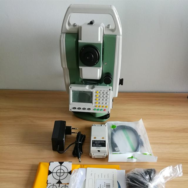 FOIF China Brand Total Station RTS102 Reflectorless Distance 600M