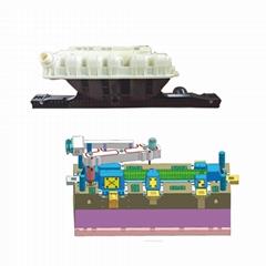 auto radiator plastic water tank mould