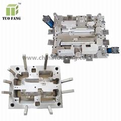 car radiator tanks mould auto radiator plastic tank mold injection mould