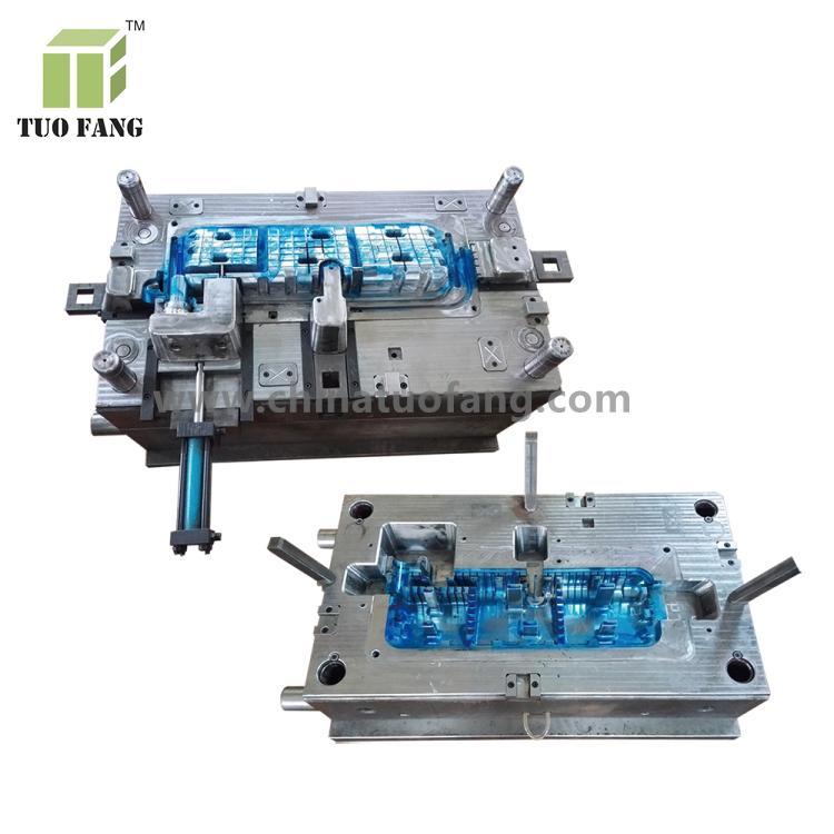 car radiator tanks mould auto radiator plastic tank mold injection mould  2