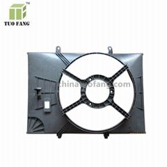 Auto plastic fan mould injection mould for auto part car fan mould