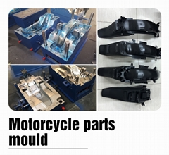 motorcycle fender mould with good quality in China