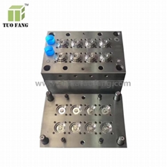 high quality plastic injection mould for bottle cap mould maker