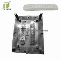 customize High Quality plastic extension socket mould