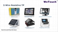 5 Wire Resistive Touch Screen 2
