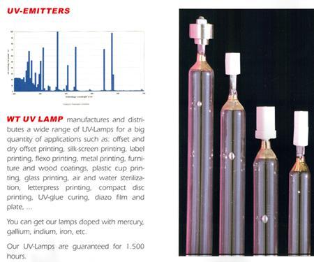 進口UV燈管 2