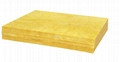 KTV墙体隔音吸音板 离心玻璃棉材质 2