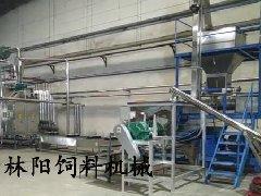 济南林阳狗粮生产设备 2