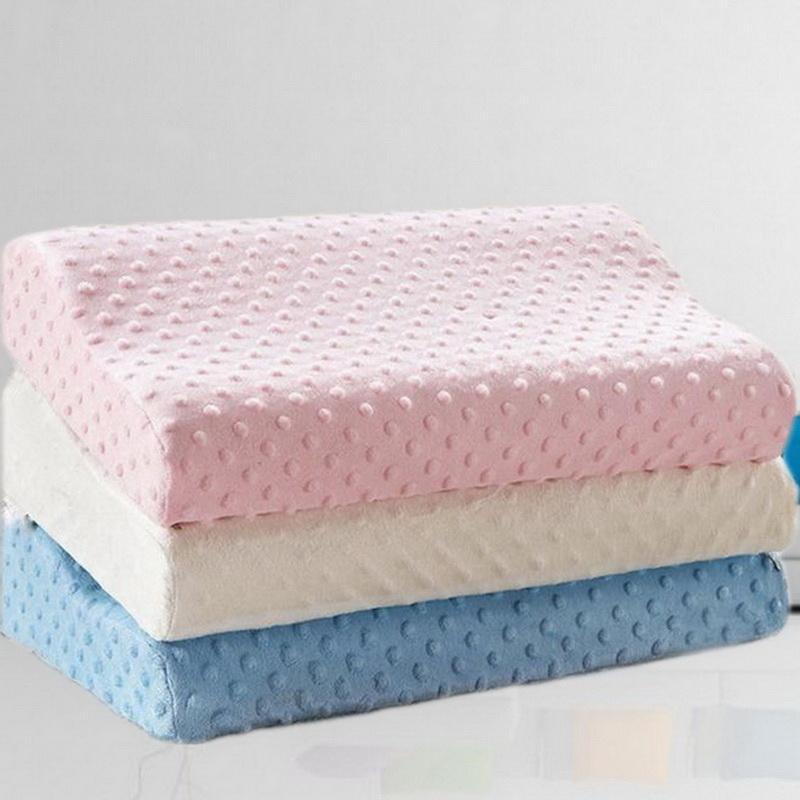 Soft Pillow Massager For Cervical Health Care Memory Foam Pillow 2