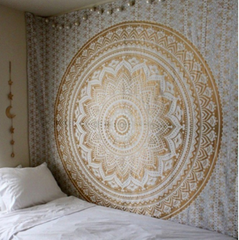 Wall Hanging Tapestries Indian Mandala Tapestry