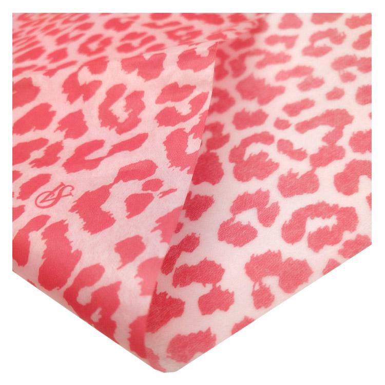 17G 定制款粉色内衣包装薄纸 2