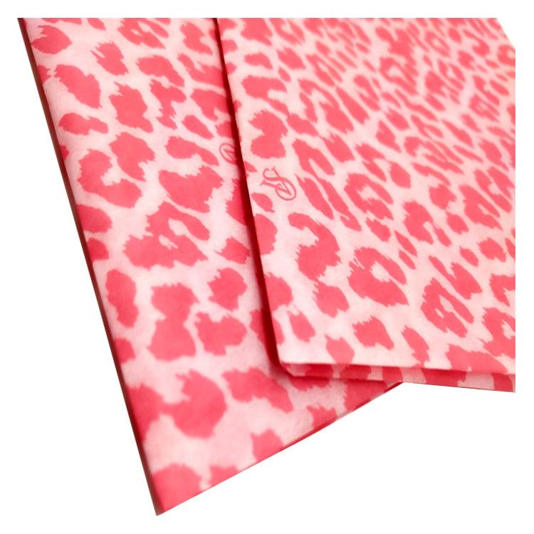 17g Custom Clothing | Underwear Wrapping Tissue Paper Logo Printed Tissue Paper 7