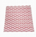 17g Customized printed single color Wavy Pattern Gift Wrapping Tissue Paper for  4