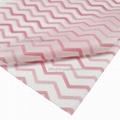 17g波浪条纹单色印刷礼品包装薄拷贝纸 5