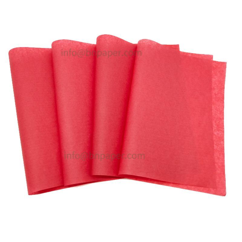 17克紅色單雙包裝拷貝薄紙 1